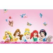 Party-Tischdecke Disney Princess