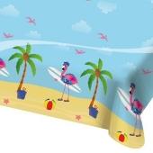 Tischdecke Flamingo