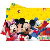 Party-Tischdecke Micky Maus