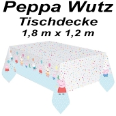 Party-Tischdecke Peppa Pig