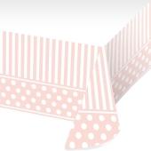 Party-Tischdecke Pink Chic