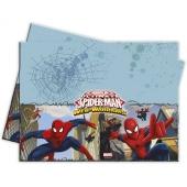 Party-Tischdecke Spider-Man Web Warriors zum Kindergeburtstag