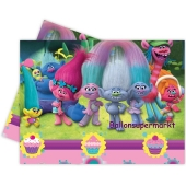 Party-Tischdecke Trolls