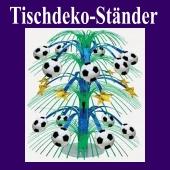 Tischdeko-Ständer Fußball