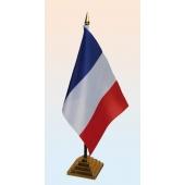 Frankreich, Tischdeko-Ständer, Flagge