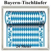 Tischläufer Bayrische Wochen, 24 Meter, Airlaid