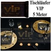 VIP Tischläufer, VIP-Partydekoration
