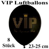VIP Luftballons, 8 Stück