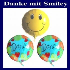Smiley herzlichen dank