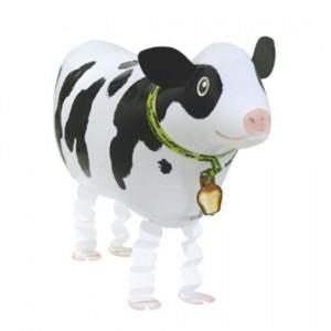 Airwalker, Laufende Tiere, Kuh ohne Helium