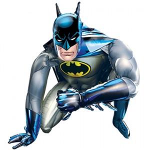 Folienballon Airwalker Batman, ohne Helium