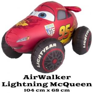 Cars AirWalker ohne Helium-Ballongas
