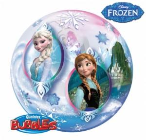 Frozen Bubble Ballon