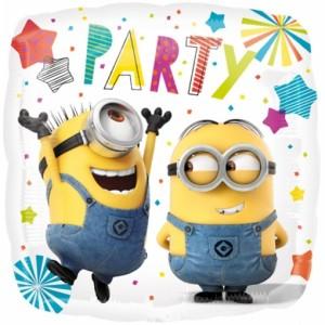 Minions Kindergeburtstag Party Sets Mit Luftballons