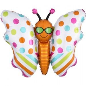 Fun in The Sun Schmetterling, Luftballon ohne Helium