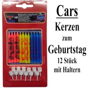 Cars Geburtstagskerzen