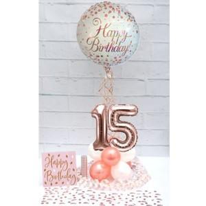 Verkehrszeichen Bild 15 Geburtstag Deko Geschenk Personliches
