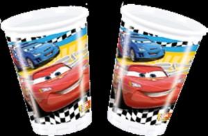 Cars Partybecher