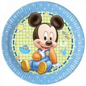Baby Micky Maus Partyteller