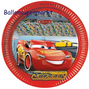 Cars 3 Partyteller