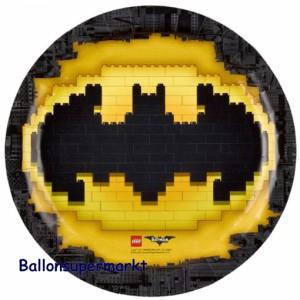 LEGO Batman Partyteller zum Kindergeburtstag