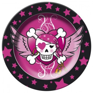 Partyteller Pirate Girl