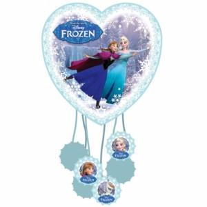Frozen Piñata, Eiskönigin, Elsa und Anna Kindergeburtstag