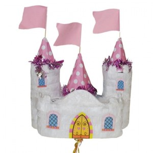 Pinata Princess Castle, Schloss