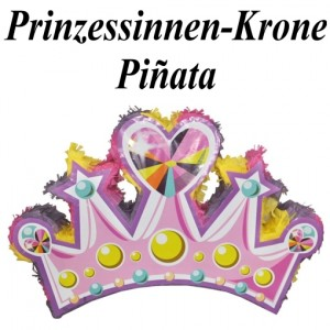 Pinata Prinzessinnen-Krone, Diaden
