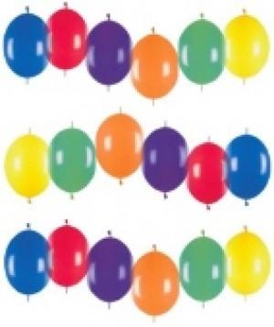 Link a Loon, Kettenballons 10 Stück