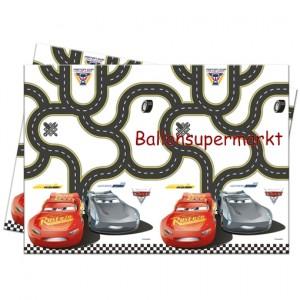 Party-Tischdecke Cars 3