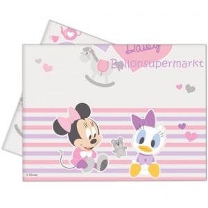 Party-Tischdecke Minnie Maus Infant