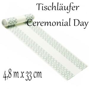 Tischlaeufer Ceremonial Day zur Konfirmation und Kommunion