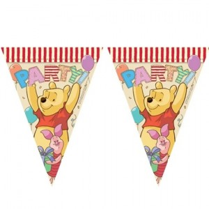 Wimpelkette Winnie the Pooh