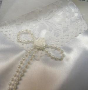 Hochzeitsdekoration Brautkleid
