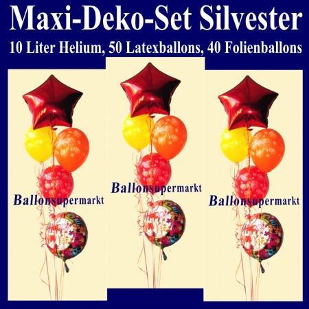 Maxi-Luftballons-Helium-Set-Silvester-Happy-New-Year