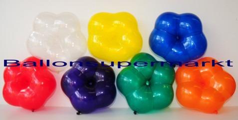 Blueten-Luftballons-Ballons-aus-Latex-Blumenform