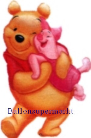 Puuh Bär, Pooh, Pu Bär Luftballon