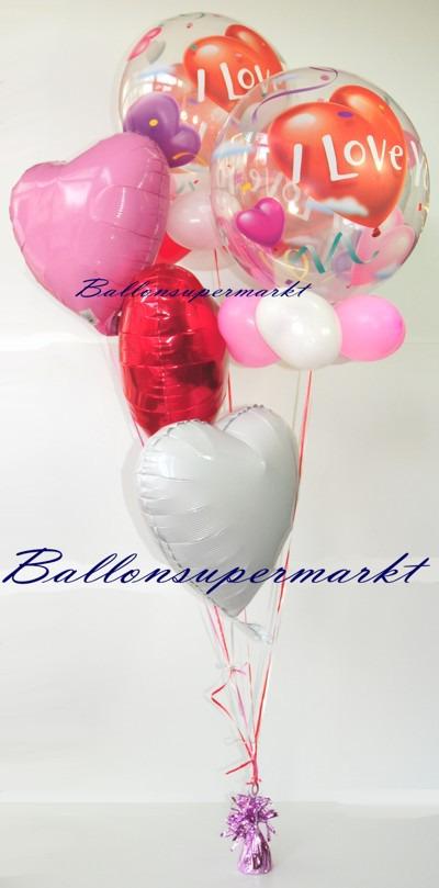 Bouquet-der-Liebe-aus-Herzluftballons-und-Bubbles-1