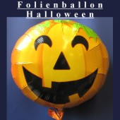 Halloween Party mit Folienballons