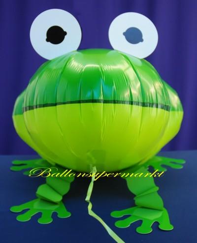 Airwalker-Ballon-Frosch-laufender-luftballon