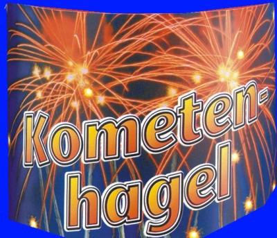Feuerwerk Kometenhagel, Hochzeit, Party, Silvester