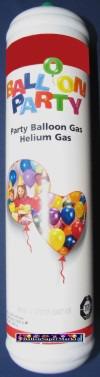 Helium Ballongas Einwegbehälter ohne Pfand 930 ml Inhalt