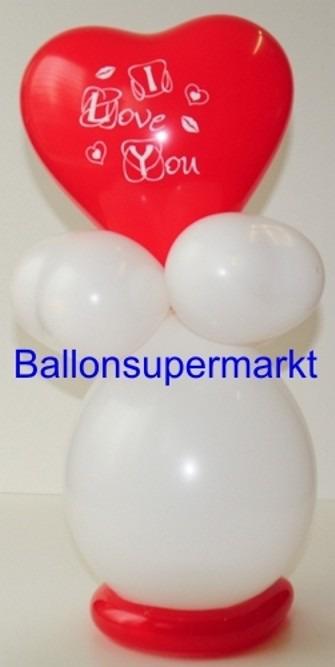 Liebe-Valentinstag-Dekoration-aus-Ballons-2-1