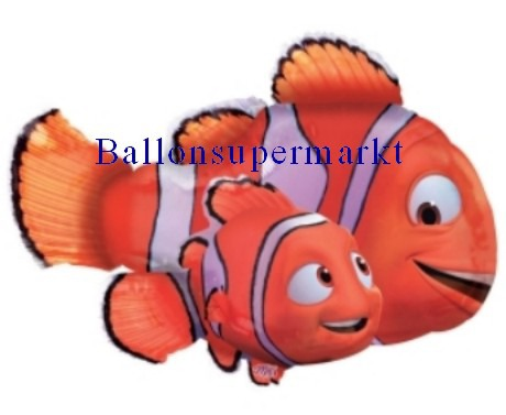 Nemo Luftballon Findet Nemo