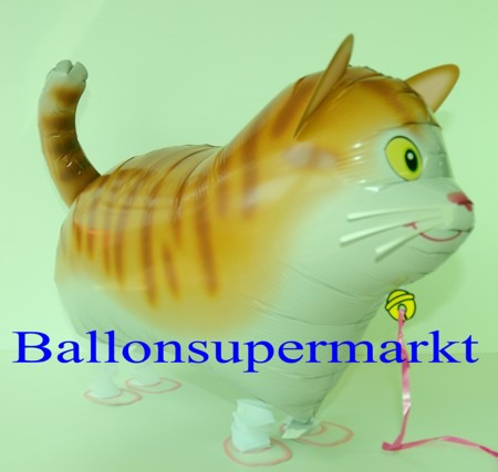 Katze-Airwalker-Luftballon