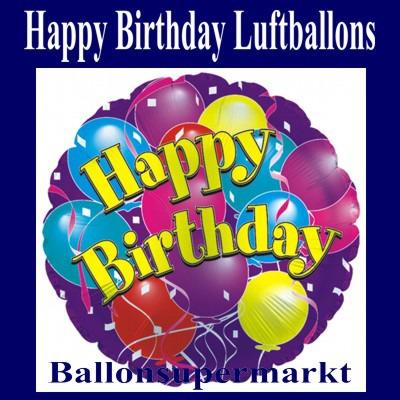 Geburtstags-Luftballon-Happy-Birthday-mit-bunten-Luftballons
