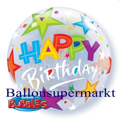 Happy-Birthday-Brilliant-Stars-Bubble-Geburtstags-Luftballon-1