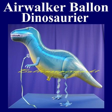 Airwalker-Ballon-laufender-Dinosaurier