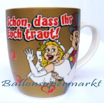 Hochzeitsbecher-Hochzeitsgeschenk